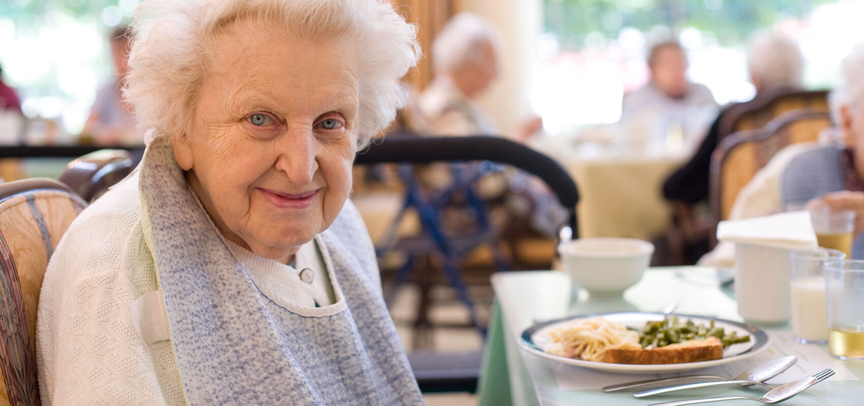 Northleach Court Care Home food and nutrition