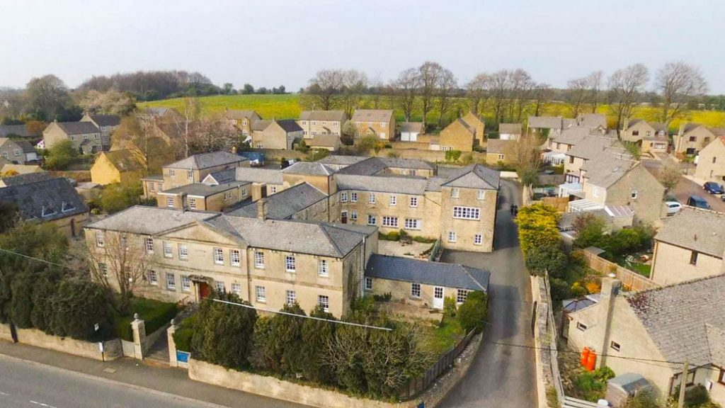Care homes in The Cotswolds